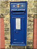 TM2532 : Old postbox, Harwich by Robin Webster