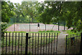 TQ3070 : Tennis court - Streatham Common by Stephen McKay
