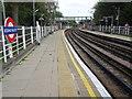 TQ4192 : Roding Valley Underground station, Essex by Nigel Thompson