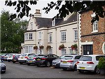 SJ6552 : Barker Street, Nantwich by Brian Robert Marshall