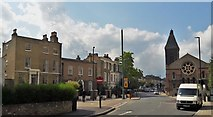 TQ3075 : Stockwell Green into Landor Road by Chris Brown