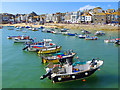 SW5240 : The harbour, St Ives by Gary Rogers