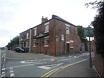 SD8203 : The Ostrich public house, Prestwich by JThomas