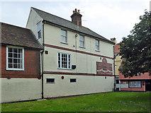 TM2632 : The Hanover Inn, Harwich by Robin Webster