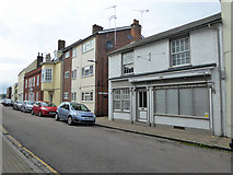 TM2532 : Church Street, north side, Harwich by Robin Webster