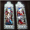 SO6268 : Window inside St. Michael's Church (Nave | Rochford) by Fabian Musto