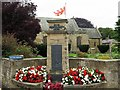 NU2406 : Warkworth War Memorial by Andrew Curtis