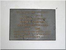 TM3395 : Thwaite St. Mary War Memorial by Adrian S Pye