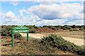 SU3606 : Yew Tree Heath Signboard by Des Blenkinsopp