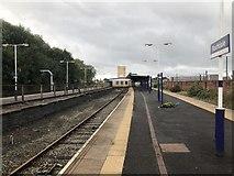 SD8912 : Rochdale Railway Station by David Robinson
