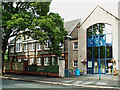 NY4056 : St Aidan's School, buildings in Lismore Place (2008) by Rose and Trev Clough
