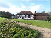 SU8712 : Weald and Downland Museum: Singleton by Chris Gunns