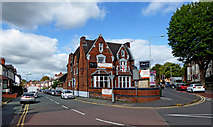 SO9199 : Staveley Road and pub in Wolverhampton by Roger  Kidd