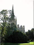 TG2308 : Norwich Cathedral by Evelyn Simak