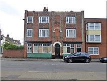 TM2632 : Former Wellington Inn, Harwich by Robin Webster