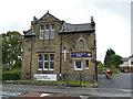SE1929 : Former St Luke's Church Centre, East Bierley - front by Stephen Craven