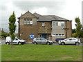 SE1929 : Former St Luke's Church Centre, East Bierley - side by Stephen Craven