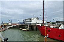 TM2532 : Harwich Lifeboat Station by Robin Webster
