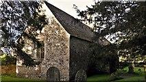 SP4808 : St Margaret, Binsey by Chris Brown