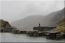 NY2213 : At the Honister Slate Mine by Kate Jewell