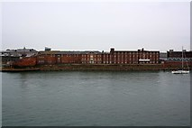 SZ6299 : Gosport: Waterfront panoramic (2 of 4) by Nigel Cox