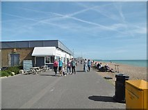 TQ2704 : Hove, Western Esplanade by Mike Faherty