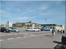 TQ2804 : Hove, leisure centre by Mike Faherty