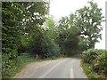 TQ4942 : Rywell Road, near Chiddingstone Hoath by Malc McDonald