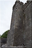S0524 : Tower, Cahir Castle by N Chadwick