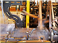 SJ8383 : Weaving Machine, Quarry Bank Mill by David Dixon