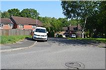 TQ5942 : Blackthorn Avenue by N Chadwick