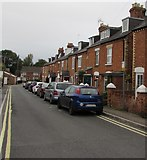 SO8005 : Aldergate Street, Stonehouse by Jaggery