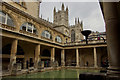 ST7564 : The Roman Baths, Bath by Paul Harrop