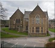 ST6834 : King's School, Bruton by N Chadwick