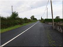M9461 : Lane near Maddysrulla by Peter Wood