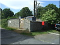 NZ1628 : Electricity sub station on Church Street, High Etherley by JThomas