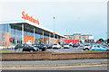 TQ3165 : Outside Sainsbury's by Des Blenkinsopp