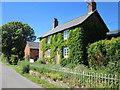 SJ5861 : Back Lane Farm near Tilstone Fearnal by Jeff Buck
