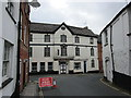 SY0995 : The Kings Arms, Gold Street, Ottery St. Mary by Jonathan Thacker