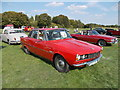 TL1998 : 1975 Rover 2200 at the Peterborough Classic Vehicle Show, September 2018 by Paul Bryan