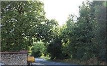 SU4831 : Worthy Road, Abbott's Worthy by David Howard