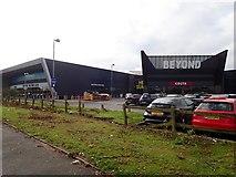 SJ7696 : Beyond at the Trafford Centre by Eirian Evans
