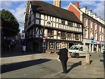 SJ2929 : Llwyd Mansion, Oswestry by Eirian Evans