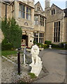NZ2323 : Entrance to Redworth Hall Hotel, Redworth by pam fray