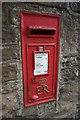 SK4687 : Post box on Main Street, Ulley by Ian S