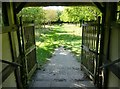 TQ1352 : View from the covered bridge at Polesden Lacey by Graham Hogg