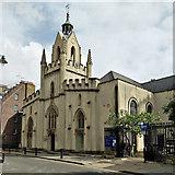 TQ3379 : Church of St. Mary Magdalen, Bermondsey by Robin Webster