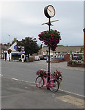 SO8005 : High Street floral displays in Stonehouse by Jaggery