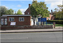 SU1660 : Pewsey Police Station by Jaggery