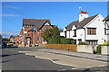 SK5837 : West Bridgford: on Rectory Road by John Sutton